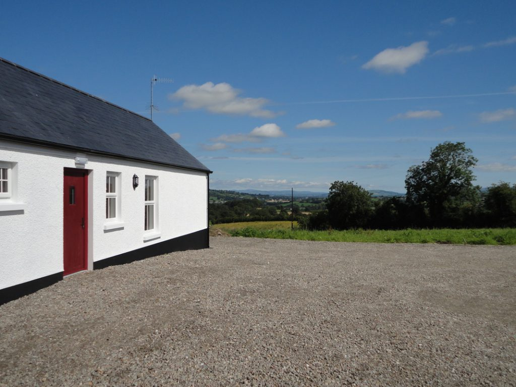 accommodation for professionals at Finn Valley External