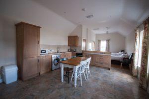 Derg Cottage kitchen