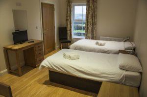 Derg Cottage Bedroom