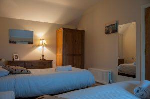 Finn Cottage bedroom