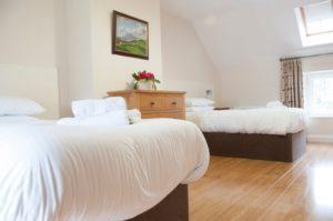 Foyle Cottage bedroom 3