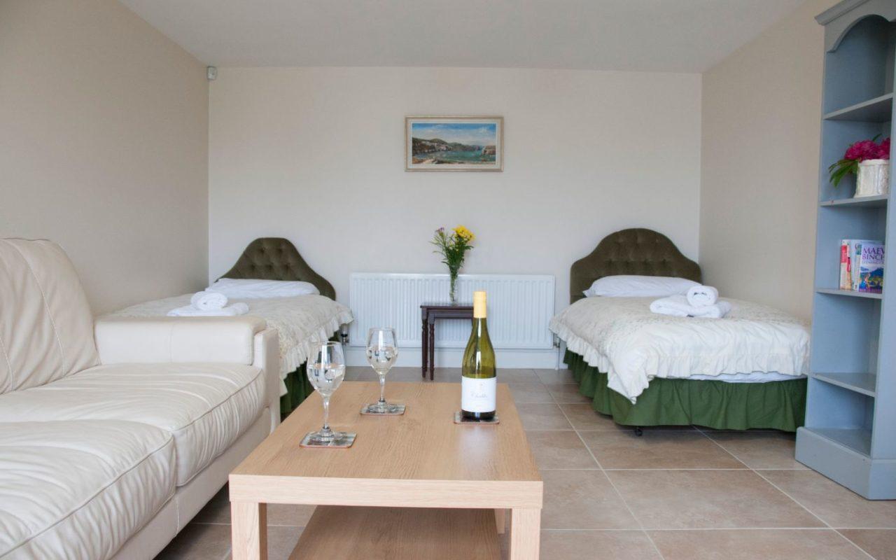 Foyle Cottage bedroom 2