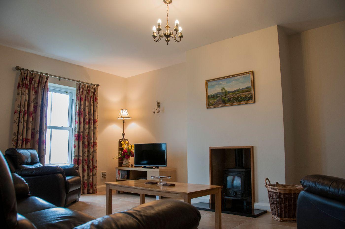Foyle Cottage Living Room