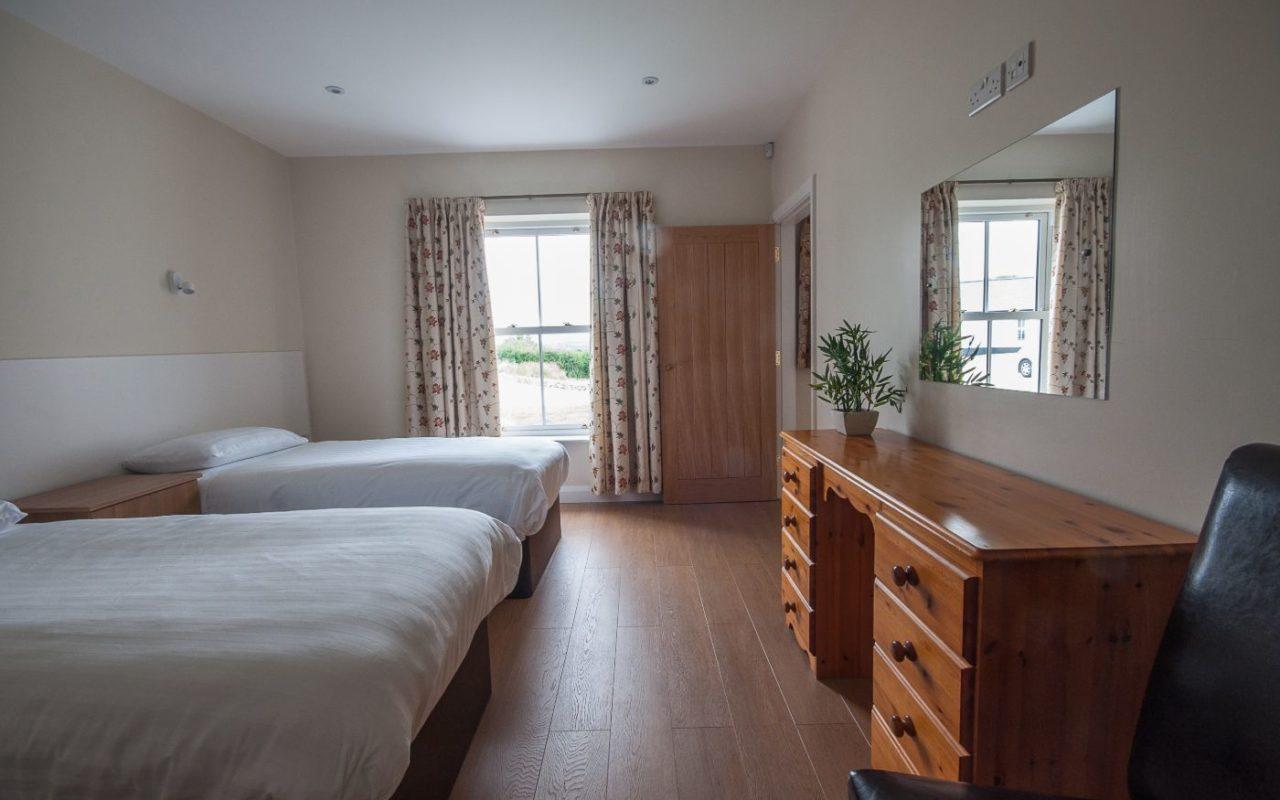 Strule Cottage Bedroom 1