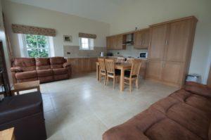 Strule Cottage Kitchen