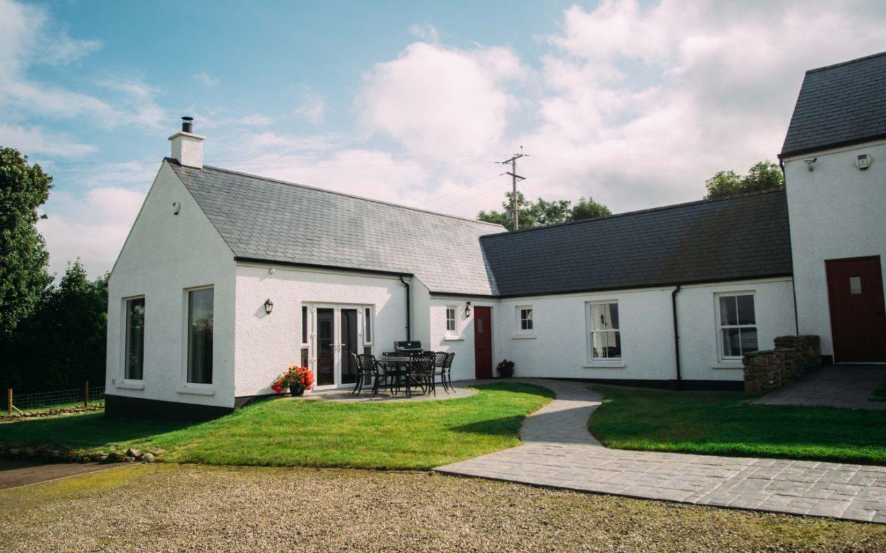 Strule Cottage exterior