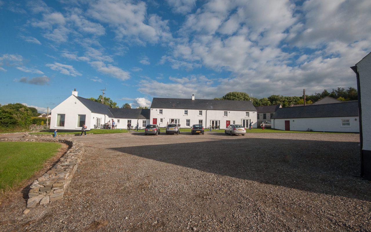 Foyle Cottage Exterior