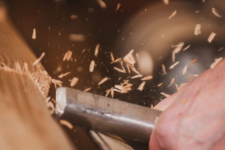 Woodturning for Beginners with Finn Valley Cottages